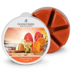 Goose Creek Wax Melts Beach Party