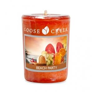 Goose Creek Candle Votive Beach Party 49gm