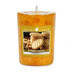 Goose Creek Candle Votive Butter Cookie 49gm