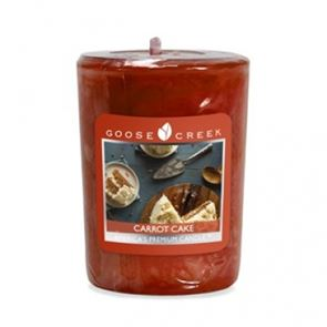 Goose Creek Candle Votive Carrot Cake 49gm