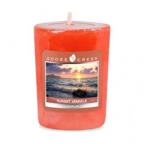 Goose Creek Candle Votive Sunset Sparkle 49gm