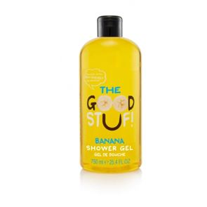 The Good Stuff Shower Gel Banana 750ml