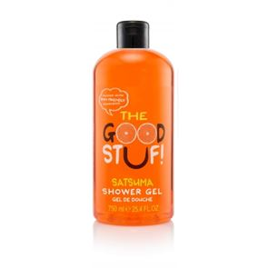 The Good Stuff Shower Gel Satsuma 750ml