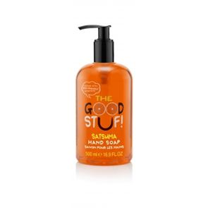 The Good Stuff Hand Wash Satsuma 500ml