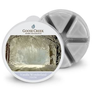 Goose Creek Wax Melts Vanilla Wonderland