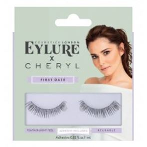 Cheryl's Lashes By Eylure First Date