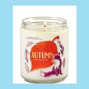 Bath And Body Works Medium Candles Autumn 198gm