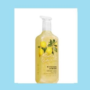 Bath and Body Works Kitchen Lemon Creamy Luxe  Hand Soap 236ml