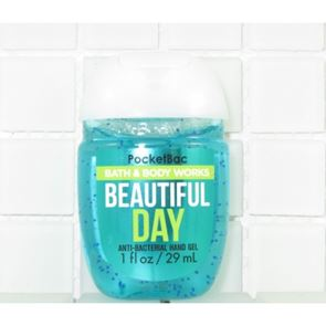 Bath And Body Works Pocket Anti Bacterial Beautiful Day 29ml