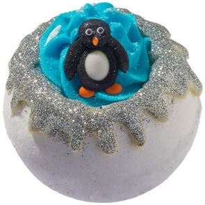 Bomb Cosmetics Pick Up A Penguin Bath Blaster 160gm