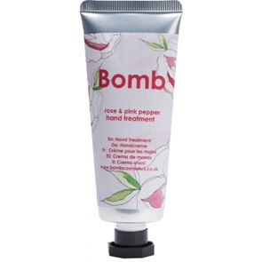 Bomb Cosmetics Rose & Pink Pepper Hand Lotion 25ml