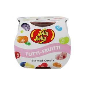 Jelly Belly Candle Jar Tutti Frutti 85gm