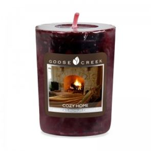Goose Creek Candle Votive Cozy Home 49gm