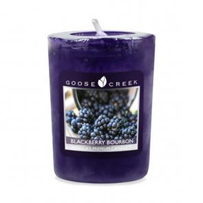 Goose Creek Candle Votive Blackberry Bourbon 49gm