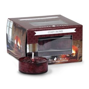 Goose Creek  Scented Tealights Cozy Home