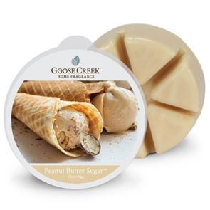Goose Creek Wax Melts Peanut Butter Sugar