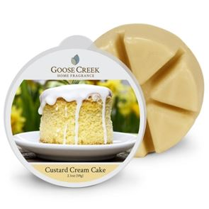 Goose Creek Wax Melts Custard Cream Melt