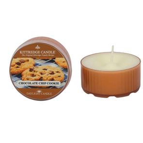 Kittredge Daylight DayLight Candles Chocolate Chip Cookies