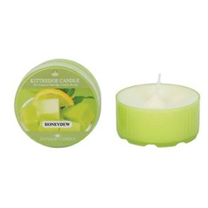 Kittredge Daylight DayLight Candles Honeydew