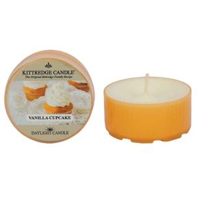 Kittredge Daylight DayLight Candles Vanilla Cupcake