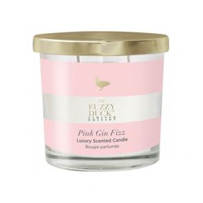 Baylis & Harding Fuzzy Duck Pink Gin Fizz 2 Wick Candle