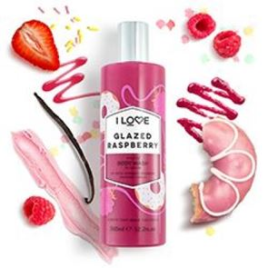 I Love Cosmetics Signature Collection Glazed Raspberry Body Wash 360ml