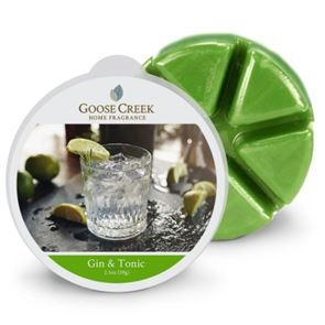 Goose Creek Wax Melts Gin & Tonic