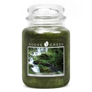 Goose Creek Large Candle Patchouli Leaves  24oz