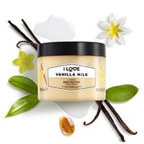 I Love Cosmetics Signature Collection Vanilla Milk Body Butter 300ml