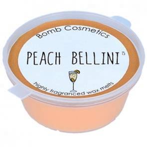 Bomb Cosmetics Wax Mini Melts Peach Bellini