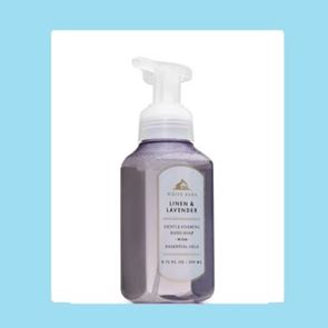 Bath and Body Works Linen & Lavender Foaming Hand Soap 259ml