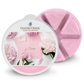Goose Creek Wax Melts Love Letters