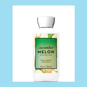 Bath and Body Works Cucumber & Melon Body Lotion 236gm