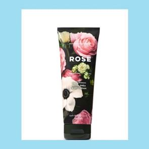 Bath and Body Works Rose Body Cream 226gm