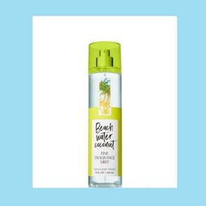 Bath and Body Works Fine Fragrance Mist Beach Water Coconut 236ml