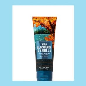 Bath and Body Works Wild Blackberry & Vanilla Body Cream 226gm