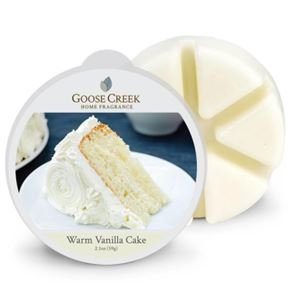Goose Creek Wax Melts Warm Vanilla Cake