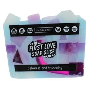 The Soap Story First Love Soap Slice 120g