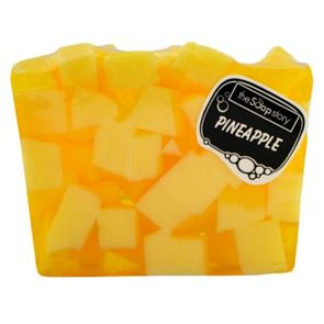 The Soap Story Pineapple Soap Slice 120g