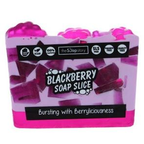 The Soap Story Berrylicious Soap Slice 120g