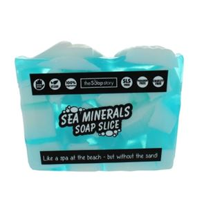 The Soap Story Sea Minerals Soap Slice 120g