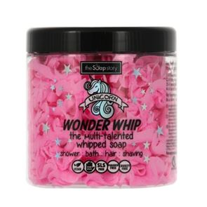 The Soap Story Unicorn Wonder Whip Multi Talented Soap 200g