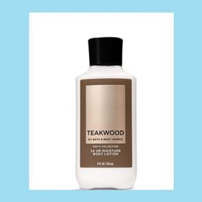 Bath And Body Works For Men Teakwood Body Lotion 236ml