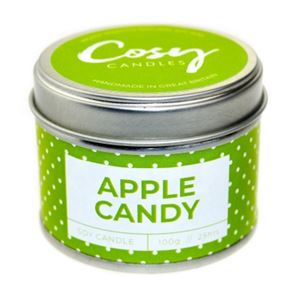 Cosy Candle Apple Candy 100gm