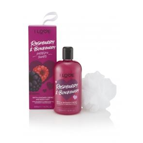 I Love...Raspberry & Blackberry Festive Treats Gift Set