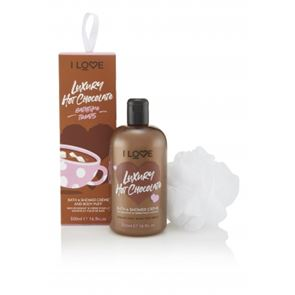 I Love...Luxury Hot Chocolate Festive Treats Gift Set
