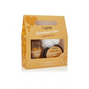 I Love.... Gingerbread Cookie Delicious Duo Gift Set
