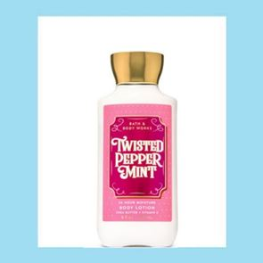 Bath and Body Works Twisted Peppermint Body Lotion 236ml