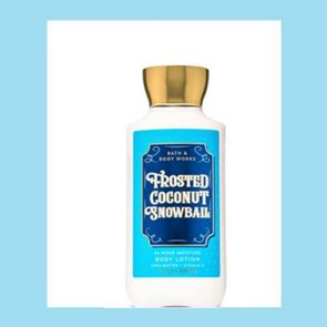 Bath and Body Works Frosted Coconut Snowball Body Lotion 236ml