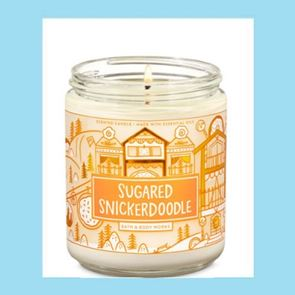 Bath and Body Works Candle Sugared Snickerdoodle 198gm